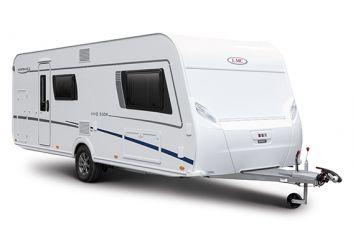 lMC Vivo caravan