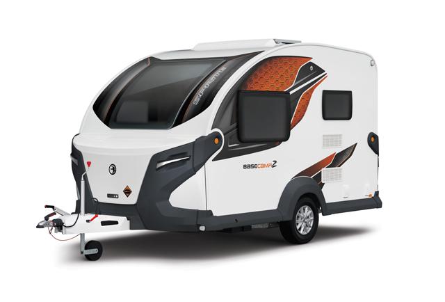 Sprite Basecamp 2 caravan