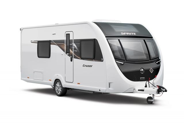 Sprite caravans occasions